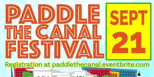Paddle the Canal 2019: Fall Edition