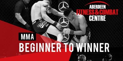 Aberdeen Combat Centre 12 Week MMA Beginner To Winner Course