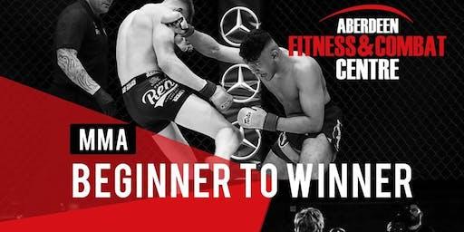 Aberdeen Combat Centre 12 Week MMA Beginner To Winner Course
