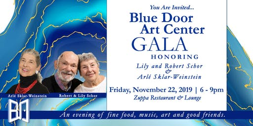 Blue Door Art Center Gala 2019