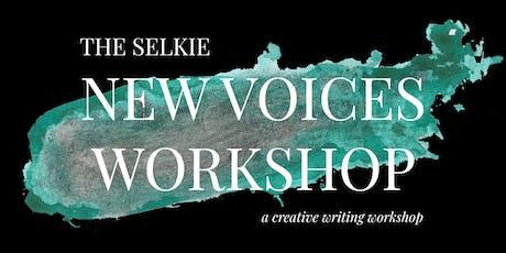 New Voices Workshop tickets