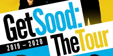 The Get Sood Comedy Tour tickets
