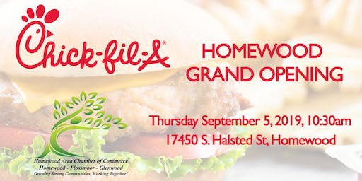 Chick-fil-A Homewood Grand Opening