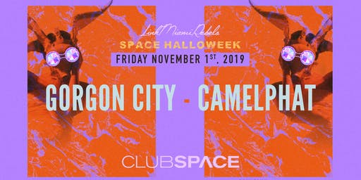 Gorgon City & CamelPhat