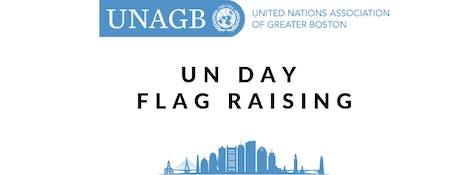 UN Day Flag Raising tickets