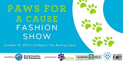 1st Annual Paws For A Cause- Dog Fashion Show