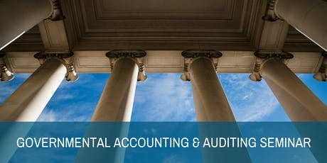 [MELBOURNE, FL] 2019 Governmental Accounting & Auditing Seminar tickets