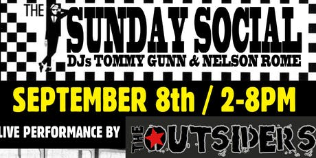 The Sunday Social tickets