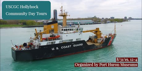 USCGC Hollyhock Communtiy Day Tours tickets