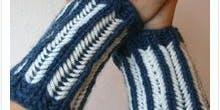 Learn to Knit Brioche Wristers