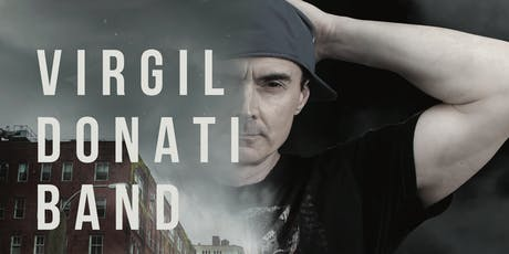 Virgil Donati Band Ruination Tour tickets