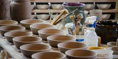 Open Pottery Studio