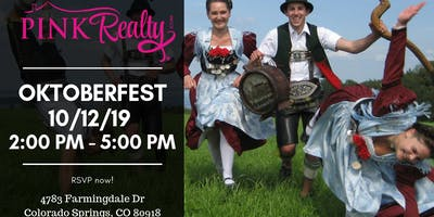 Oktoberfest at Pink Realty