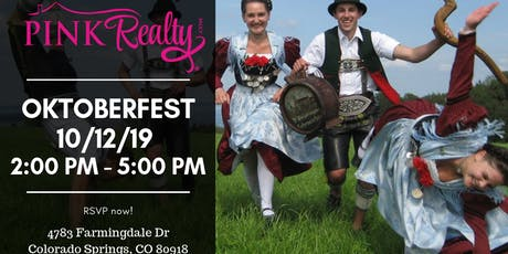 Oktoberfest at Pink Realty tickets