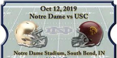 USC vs Notre Dame Game Watch tickets