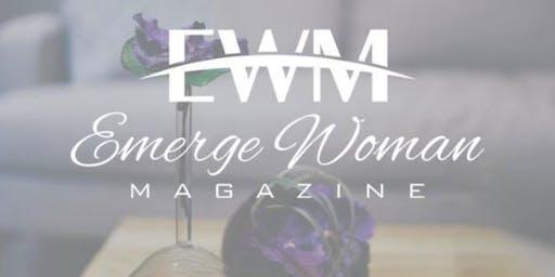Emerge Woman Magazine's One Year Anniversary Celebration