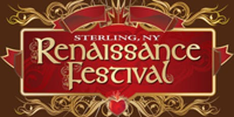 Sterling Renaissance Festival | Sat. July 4 – Sun. August 16, 2020 tickets