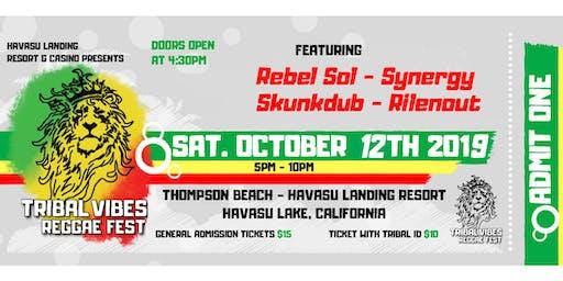 Tribal Vibes Reggae Fest