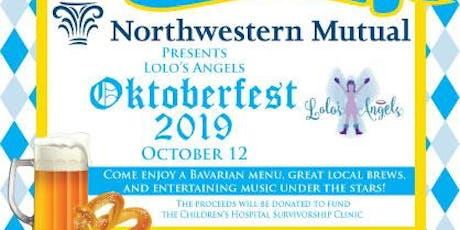 Northwestern Mutual presents Lolo's Angels Oktoberfest 2019 tickets