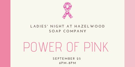 Power of Pink Ladies' Night tickets