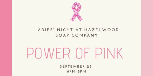Power of Pink Ladies' Night