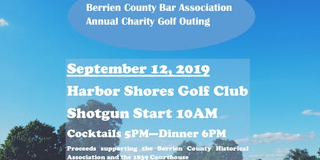 2019 BCBA Annual Charity Golf Outing tickets