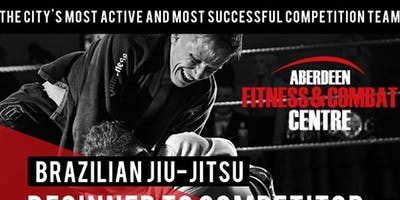 Aberdeen Combat Centre 12 Week BJJ Beginner To Winner Course