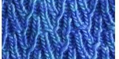 Patterned Brioche Knitting with JC Briar