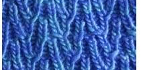 Patterned Brioche Knitting with JC Briar tickets