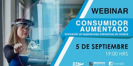 Consumidor Aumentado - Realidad Aumentada y Asistentes Virtuales en MKT  entradas