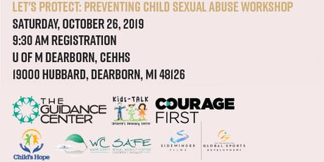 """Let's Protect: Preventing Child Sexual Abuse"" Workshop tickets"