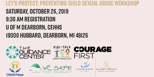 """Let's Protect: Preventing Child Sexual Abuse"" Workshop"