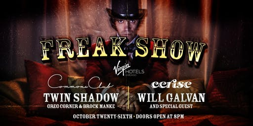 Freak Show Halloween At Virgin Hotels Chicago