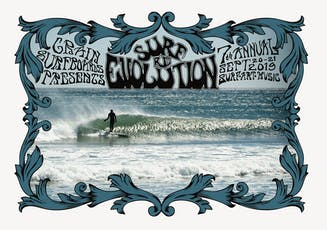 Grain Surfboards presents Surf Re-Evolution tickets