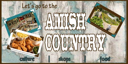 BOCA AMISH COUNTRY BUS TRIP 2019