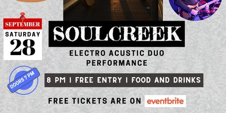 Soul Creek tickets