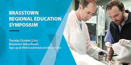 Erlanger Regional Educational Symposium - Brasstown tickets
