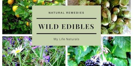Wild Edibles Foraging Workshop tickets