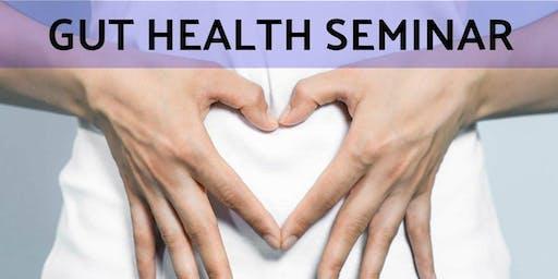 Gut Health & Hormones Seminar