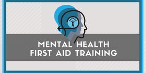 October Mental Health First Aid Training