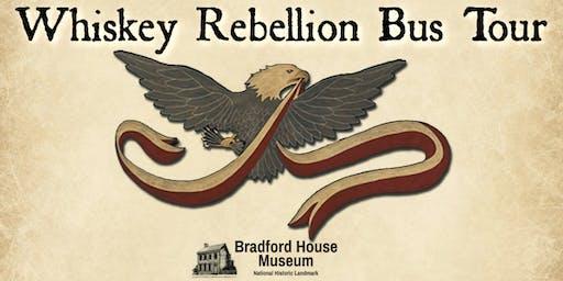 Whiskey Rebellion Bus Tour