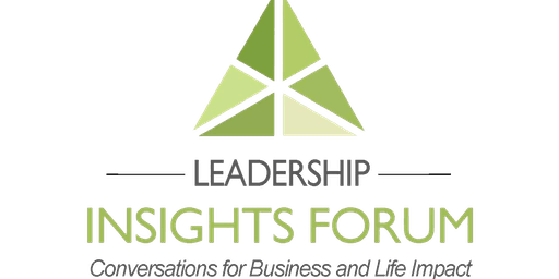 The Leadership Insights Forum™ - November 14th (Non-Profits - Early Bird)