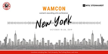 WAMCon New York 2019 tickets