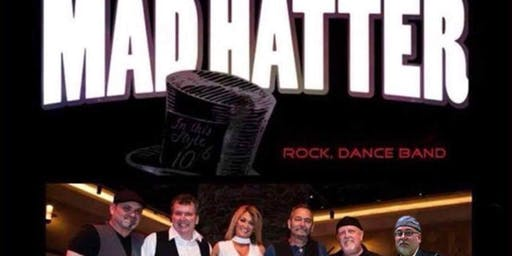 Madhatter Classic Rock  Show Band