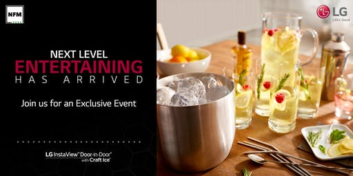 LG Craft Ice Event