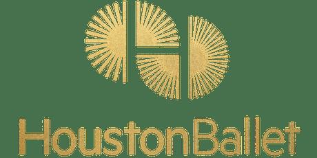 September Speaker Series:  Houston Ballet tickets
