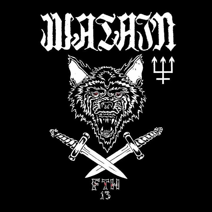 Morbid Angel w/ Watain and Incantation image