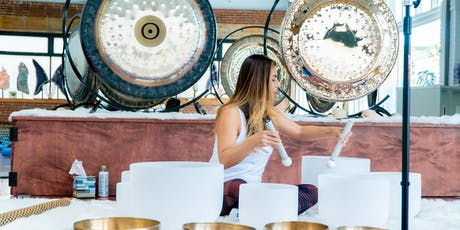 Sound Bath by Be Crystal Clear tickets