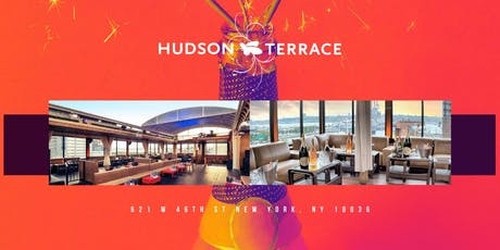 Showtime Fridays @ Hudson Terrace #1 Friday night in NYC for Hip Hop & Reggae Vibes tickets