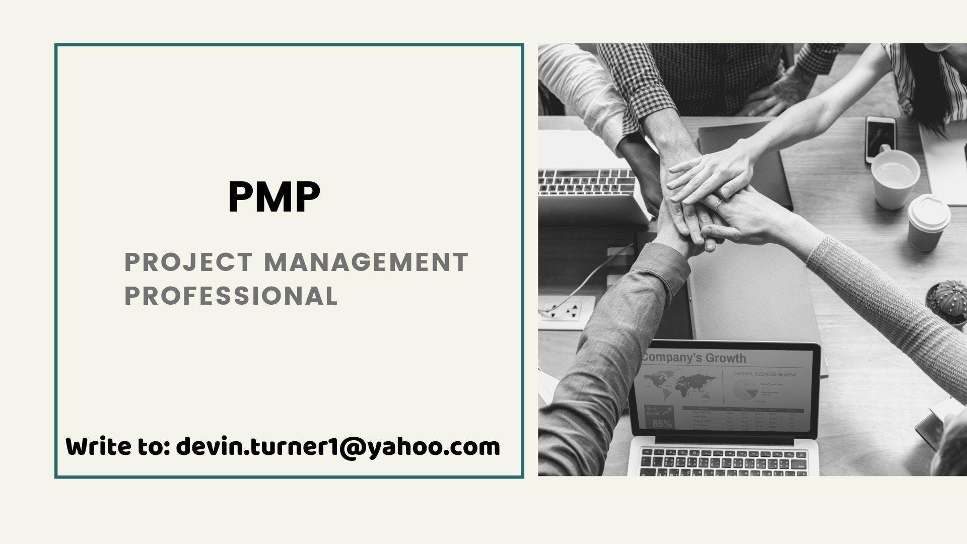 PMP Certification Training in Weslaco, TX